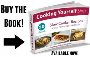 50 Favorite Slow Cooker Recipes eCookbook Cover