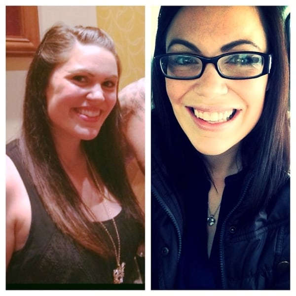 Kasey's Weight Loss Success with Weight Watchers