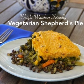 Vegetarian Shepherdless Pie