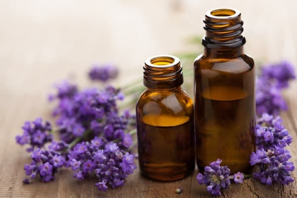 Samples of Lavender Essential Oil