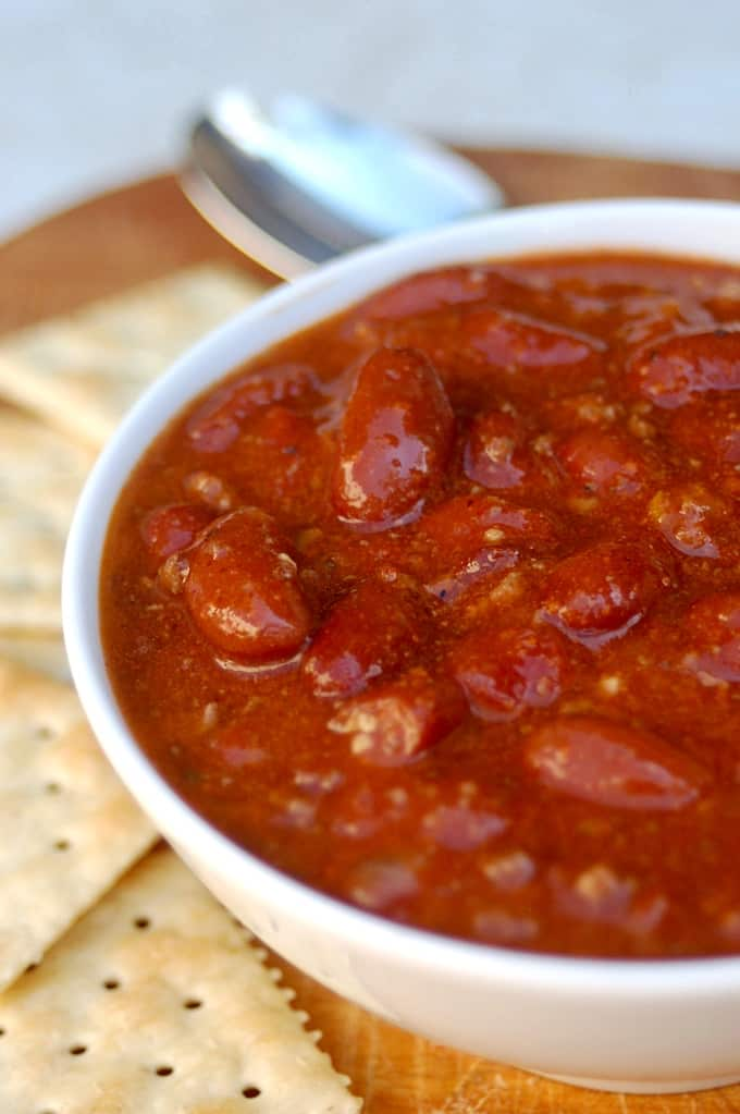 Mom S Best Chili Recipe Ever Simple Nourished Living