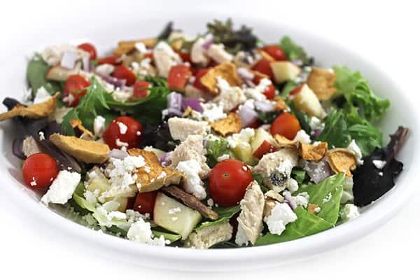 Weight Watchers Salad Recipes – Vegetable Salads