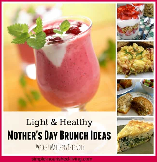 Easy mother s day recipes