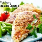 Weight Watchers Lemon Tarragon Chicken Breasts