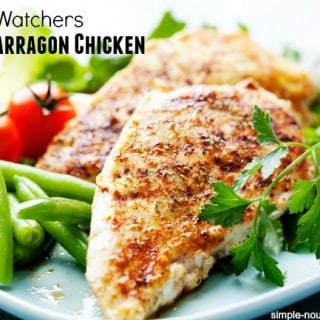 Weight Watchers Grilled Lemon Chicken Breasts with Tarragon – 0 Freestyle SmartPoints