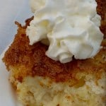 Weight Watchers 2 Ingredient Pineapple Angel Food Cake