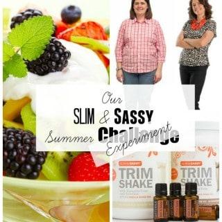slim sassly summer challenge experiment