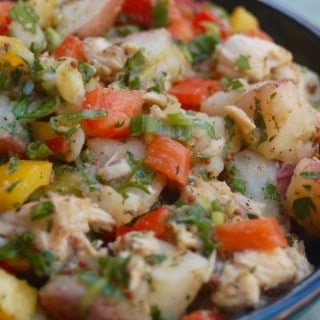 Weight Watchers Chicken Potato Salad