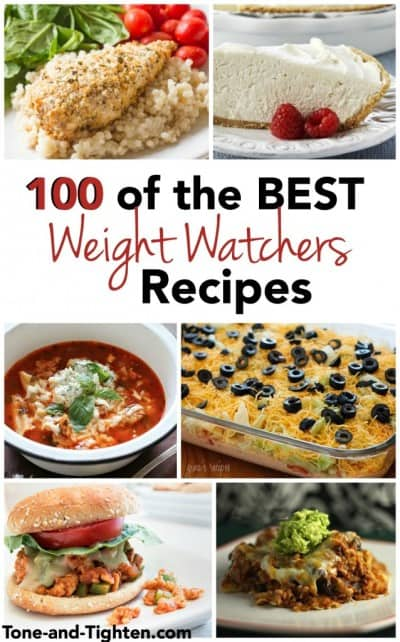 Best Weight Watchers Recipes from around the web