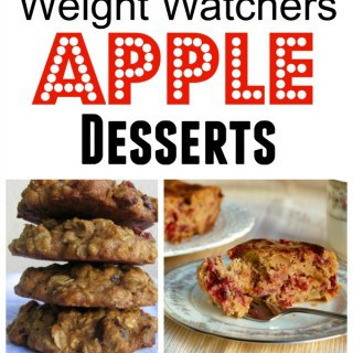 Weight Watchers Apple Dessert Recipes
