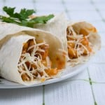 Weight Watchers Slow Cooker Two Bean Burrito - 5 Points Plus Value