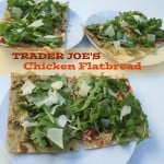 Trader Joes Chicken Flatbread
