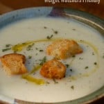 Weight Watchers Recipe CrockPot Creamy Cauliflower Potato Soup