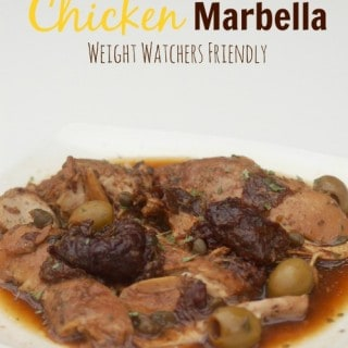 Slow Cooker Chicken Marbella – 5 SmartPoints