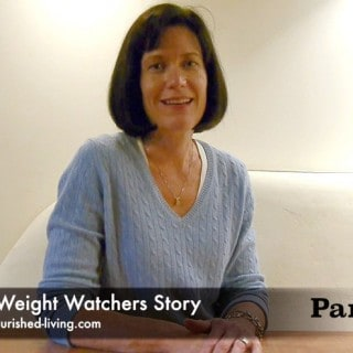Martha McKinnon's Weight Watchers Story on Simple Nourished Living: Part 1