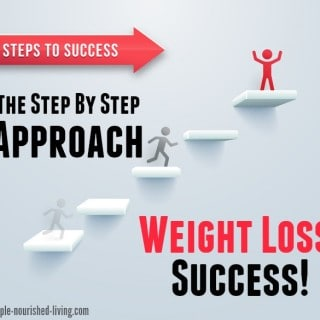 The Step by Step Approach to Weight Loss Success