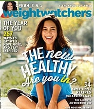 Oprah Winfrey Weight Watchers Magazine