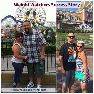 Simple Nourished Living Shares Leonor V.'s Weight Loss Success with Weight Watchers