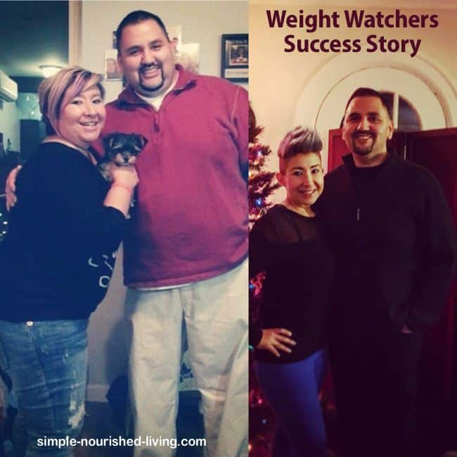 Leonor V. Weight Watchers Success on Simple Nourished Living