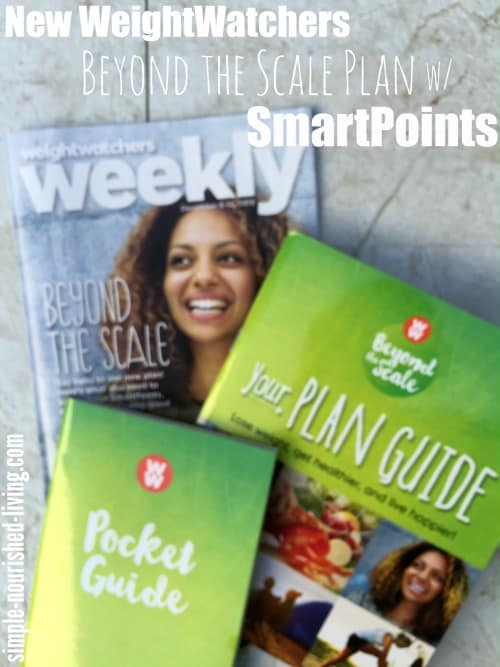 New SmartPoints Beyond The Scale Program from Weight Watchers