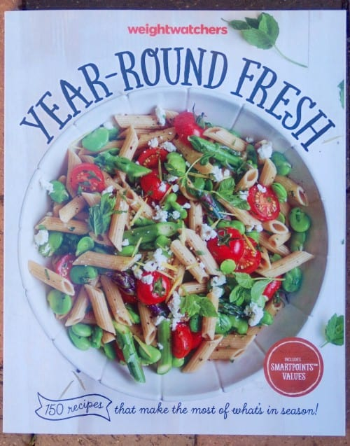 Weight Watchers Year Round Fresh Cookbook with SmartPoints