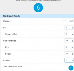 Are you calculating your Recipes' SmartPoints right?