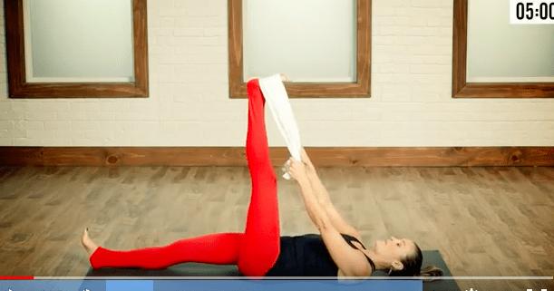 5 Minute Gentle Stretch Routine