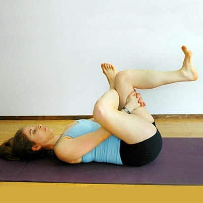 5 minutes of gentle stretching to improve flexibility