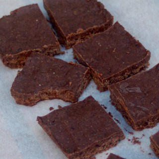 Healthy 4 Ingredient No Bake Brownies - 5 WW SmartPoints