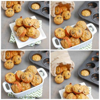 sweet potato banana mini muffins weight watchers 1 SmartPoints