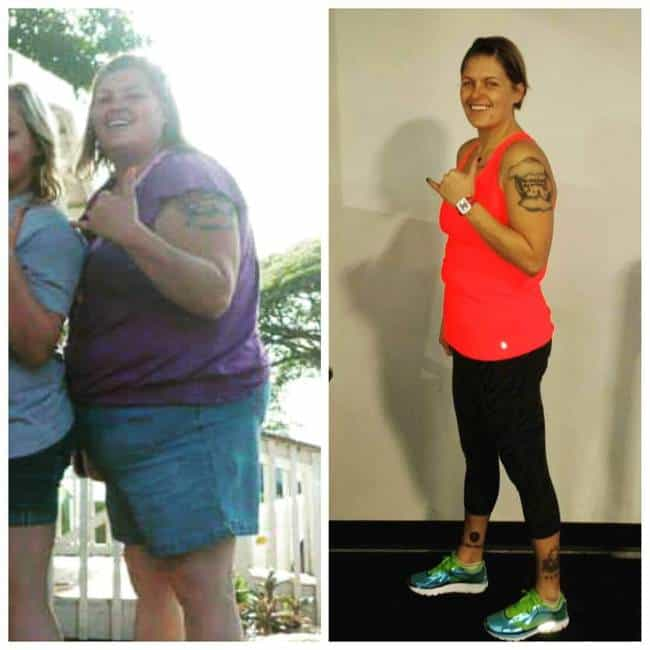 Read More About Becka's Weight Loss Success on Simple Nourished Living