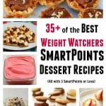 Weight Watchers SmartPoints Desserts