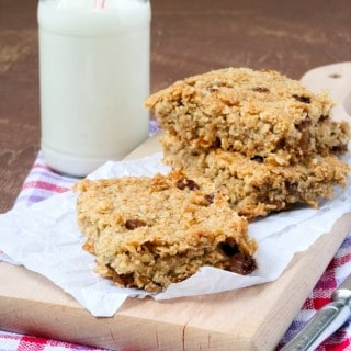 Oprah's Healthy Apricot Oat Bars - 6 SmartPoints