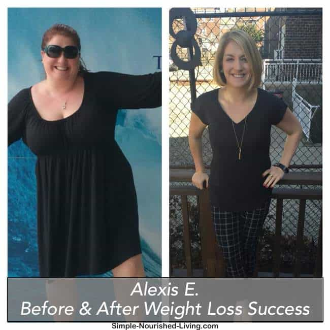 Alexis E. Weight Watcher's Success Story