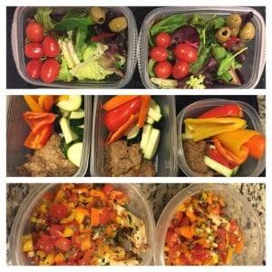 Alexis' Meal Prep