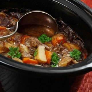 Weight Watchers Slow Cooker Irish Stew