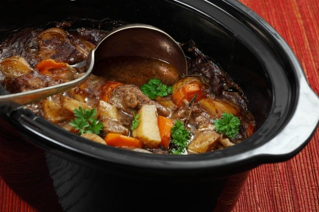 Weight Watchers Slow Cooker Irish Stew Recipe