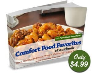 Comfort Food Favorites eCookbook Cover