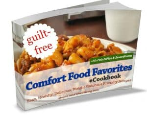 Comfort Food Favorites E Cookbook