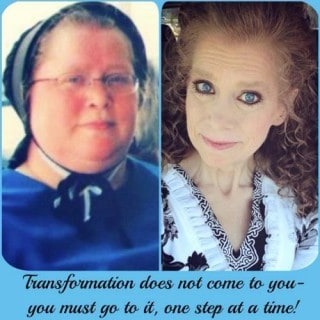 Weight Loss Success Story from Jennifer B. on Simple Nourished Living