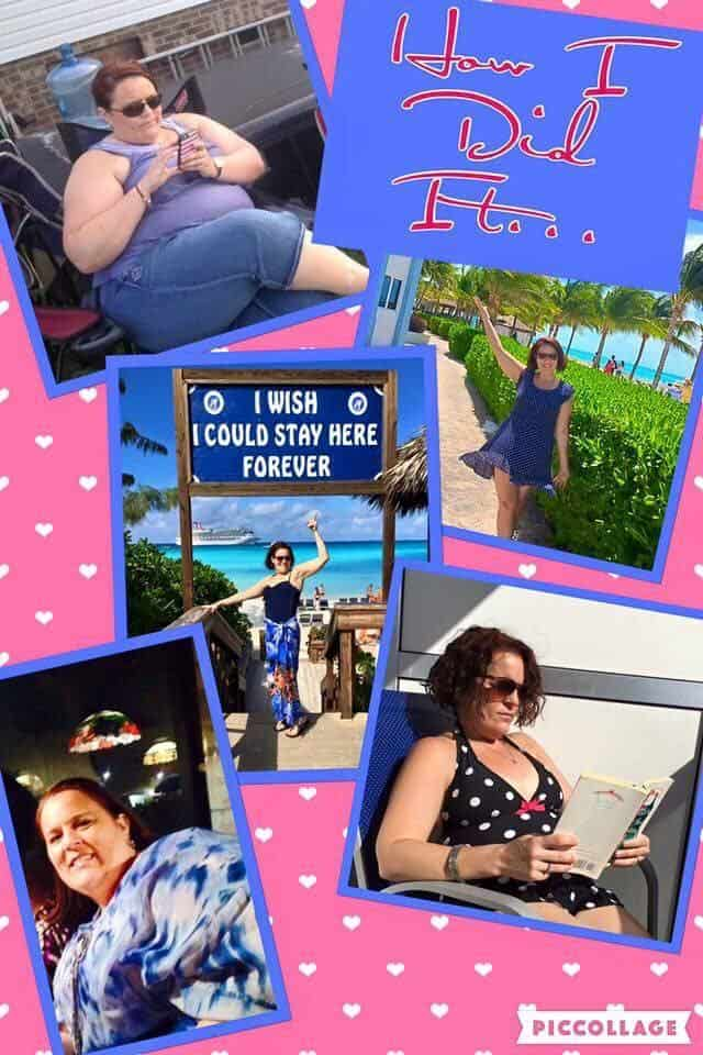 Weight Loss Success Story with Cheryl P. on Simple Nourished Living