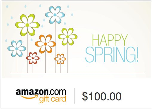 Simple Nourished Living Giveaway - $100 Gift Card from Amazon