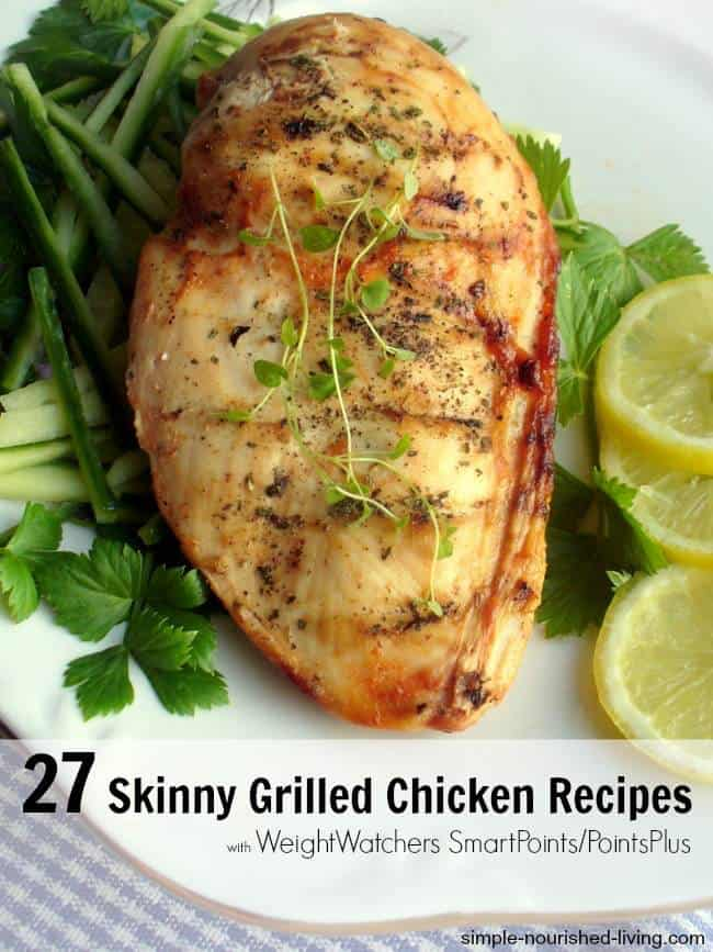 George foreman recipes chicken thighs