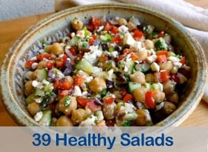 Healthy Salad Recipes for Weight Watchers