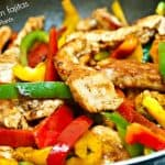 easy chicken fajitas 2 weight watchers smart points