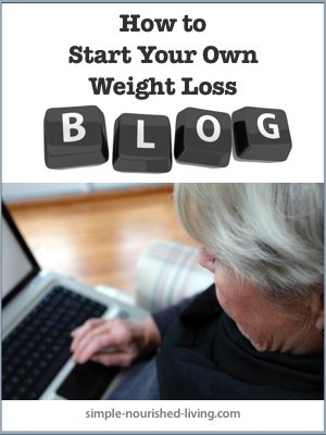 Create Your Own Weight Loss Journal Online