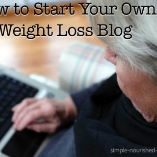 Learn to Easily Begin Your Own Weight Loss Journal Online