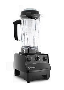 Vitamix 5200 Series Black Blender