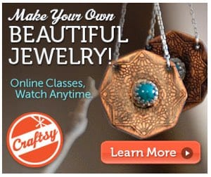 Online Jewlery Making Classes at Craftsy