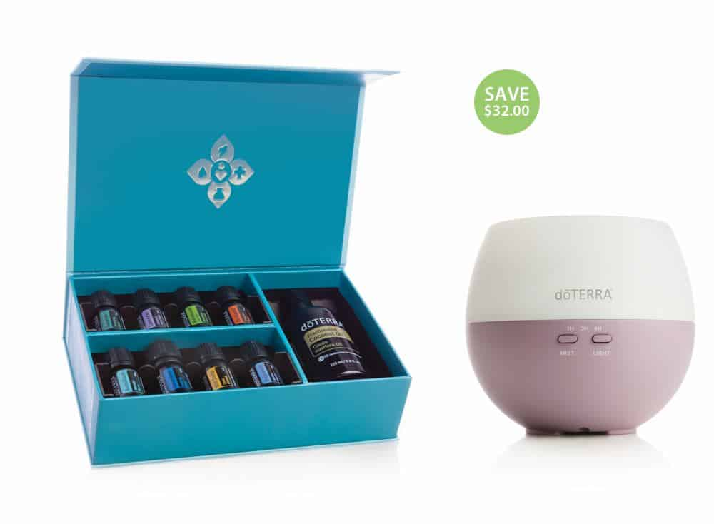doTERRA Essential Oil Aromatouch Diffused Enrollment Kit